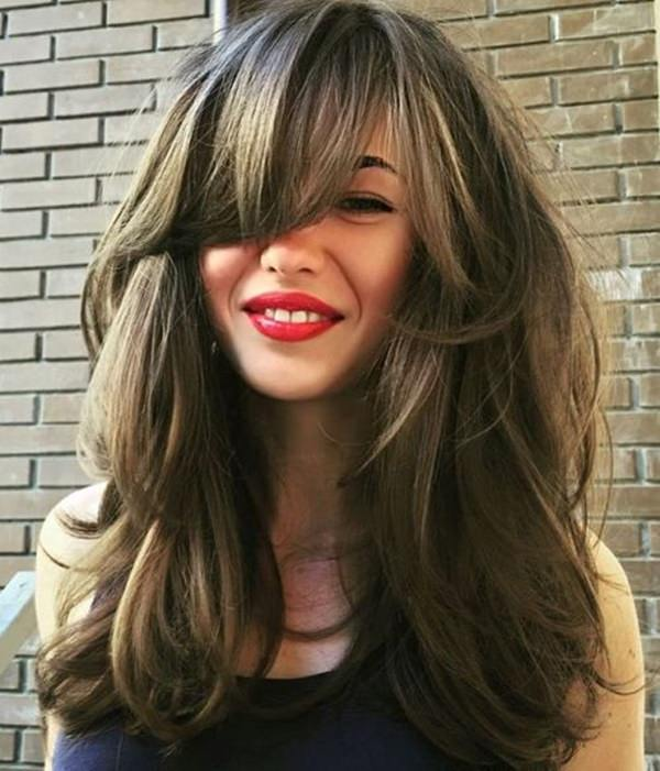 58 Gorgeous Side Swept Bangs That Will Knock Your Socks Off