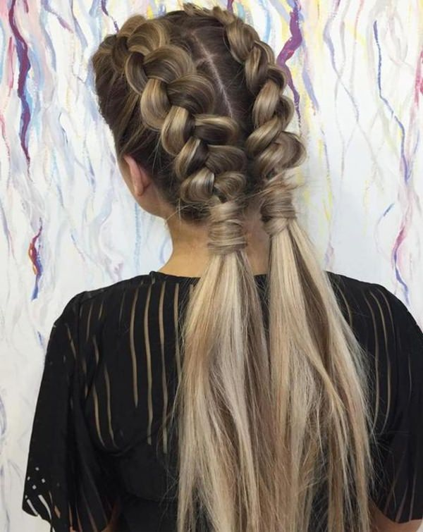 95 inspirational dutch style braid ideas that you will love