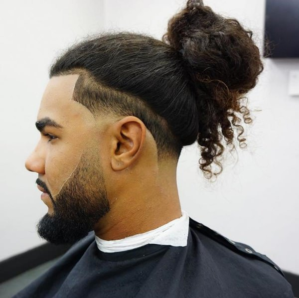 59 Sexy Man Bun Hairstyles You Need To Try Immediately