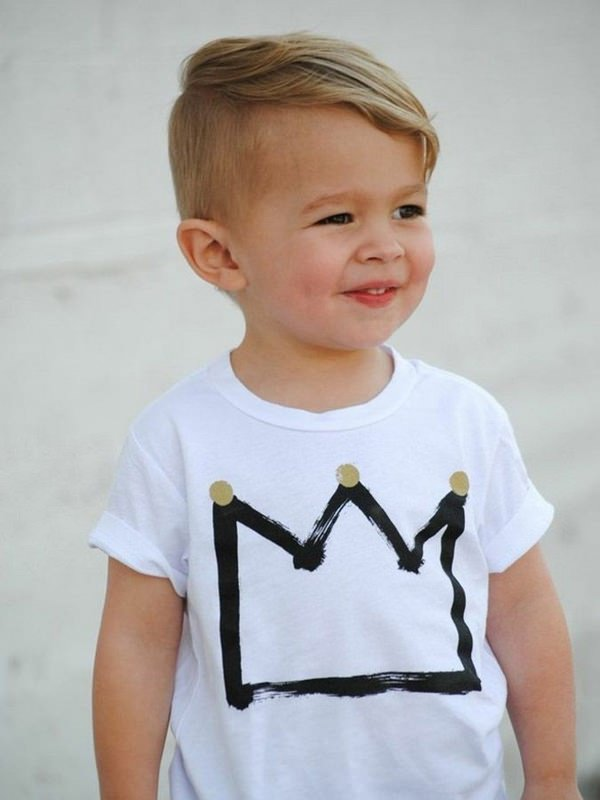 93 Sweet Toddler Hairstyles For Boys And Girls