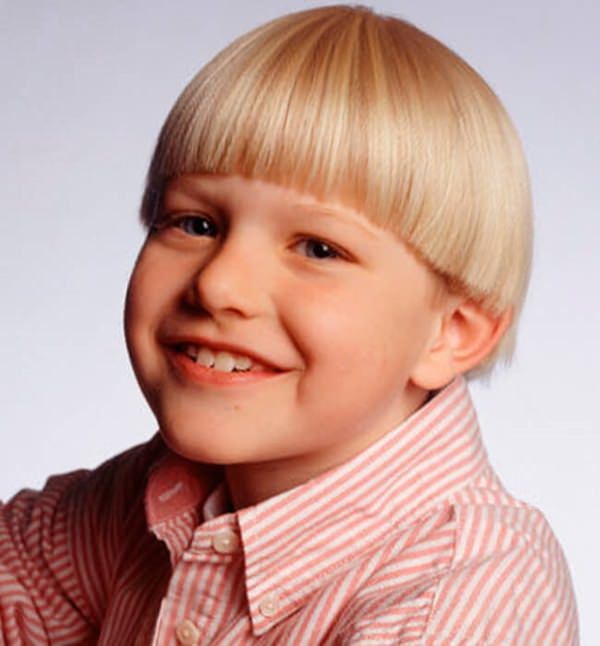 116 Sweet Little Boy Haircuts To Try This Year