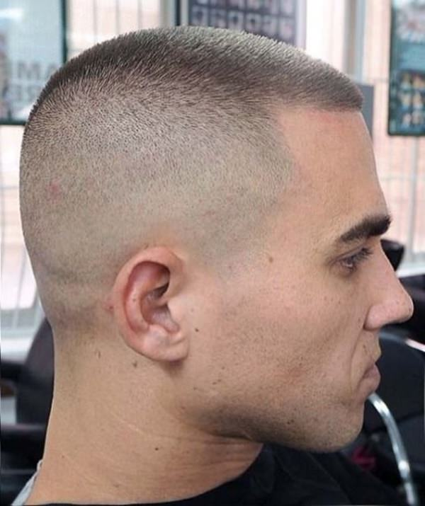 Short Army Haircuts For Men 15