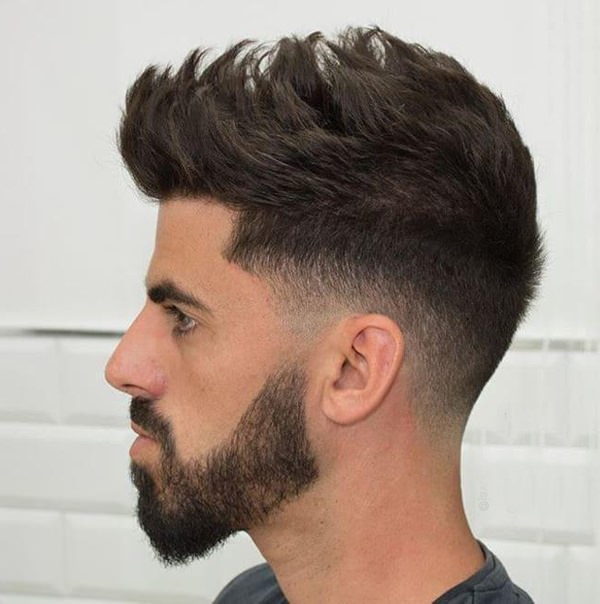 mid fade haircut 92 cool mid fade haircuts to rock this summer 9613