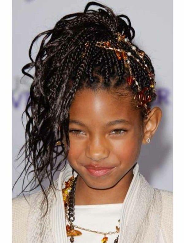 Wondrous 133 Gorgeous Braided Hairstyles For Little Girls Natural Hairstyles Runnerswayorg