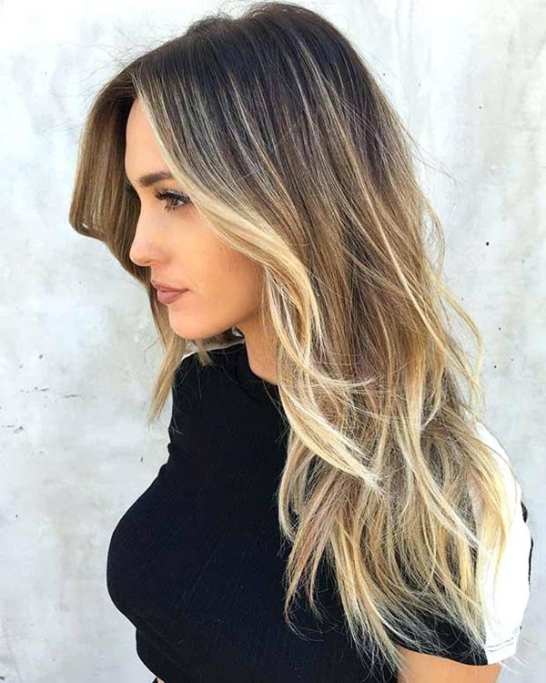 117 Stunning Straight Hairstyles For Any Length