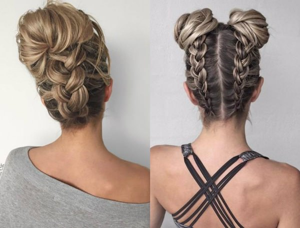 Phenomenal 87 Stunning Braided Updos For Your Next Event Natural Hairstyles Runnerswayorg