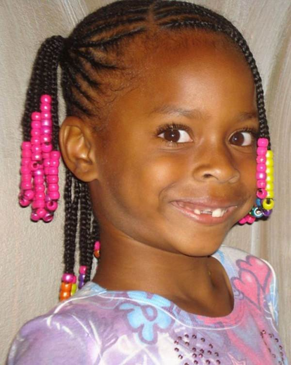 Cool 133 Gorgeous Braided Hairstyles For Little Girls Natural Hairstyles Runnerswayorg