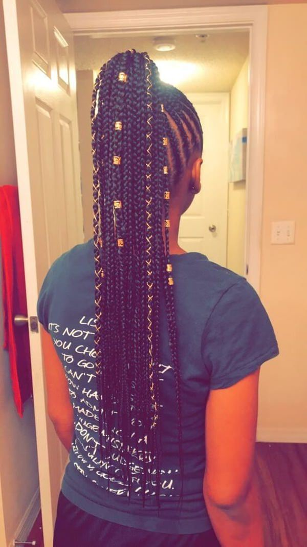 75 Sexy Fulani Braids That Will Blow Your Mind