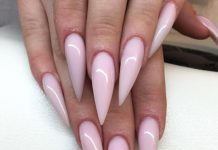 stiletto-nails