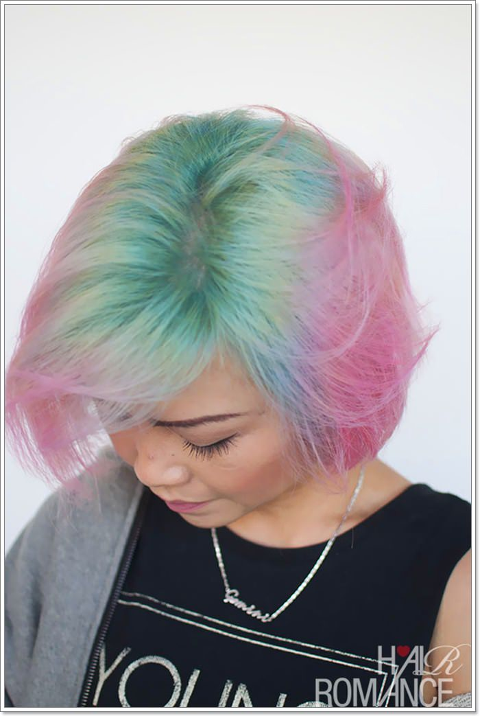 79 Magical Unicorn Hairstyles That Will Transport You To