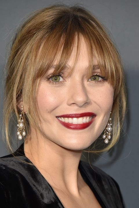 Hairstyles with Bangs