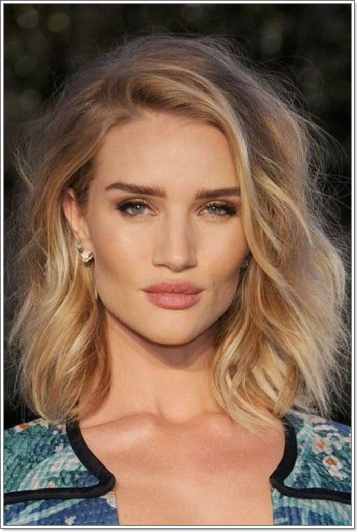 Beautiful Hairstyles For Square Faces