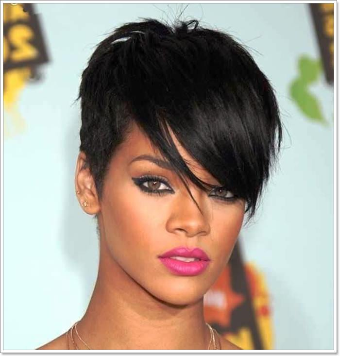102 Awesome Hairstyles Inspired By Rihanna