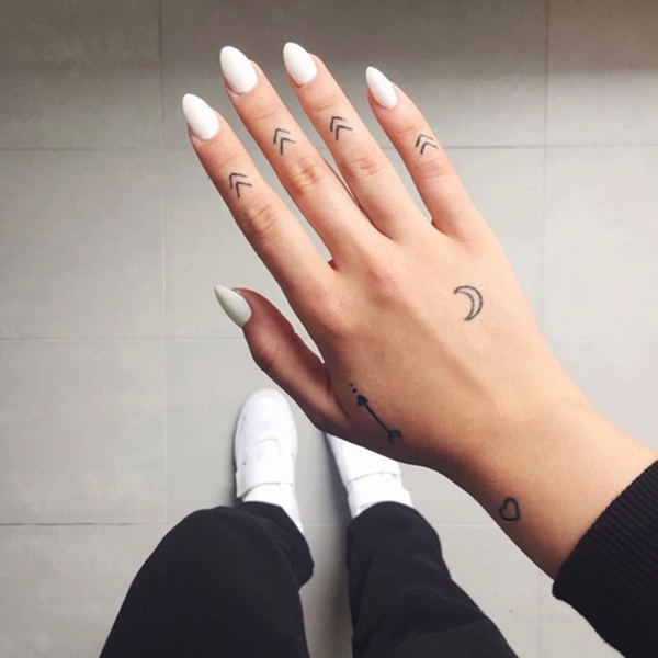 6f2edfad6 55 Inspiring Arrow Tattoos that Will Make You Want to Get Inked ...