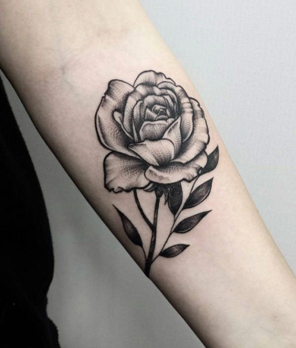 155 Various Design Ideas For A Rose Tattoo,Database Design For Mere Mortals